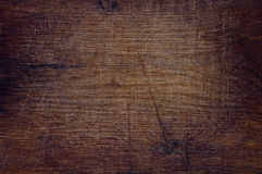 Texture of old wood dark background Royalty Free Stock Photo