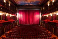 Theater interior Stock Photos