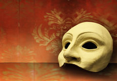 Theater mask Royalty Free Stock Photo