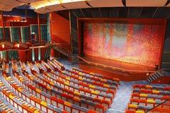 Theatre theater Royalty Free Stock Photos