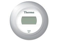 Thermostat illustration Royalty Free Stock Photography