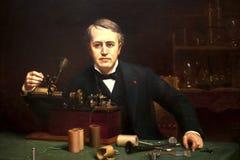 Thomas Edison Fotografía de archivo