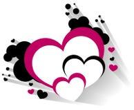 Three Dimensional Heart Royalty Free Stock Photo