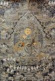Tibet religion painting, China Royalty Free Stock Photo