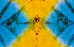Tie dye pattern Royalty Free Stock Photography