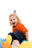 Toddler party Royalty Free Stock Photography