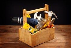 Tool box Stock Photo