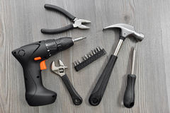 Tools for work Stock Image
