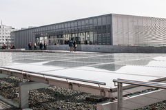 Topography of Terror museum, Berlin, Germany Stock Photography