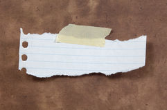 Torn Paper Royalty Free Stock Image
