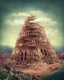 Tour de Babel Photographie stock