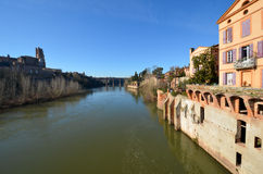 Tourism in Albi Stock Images