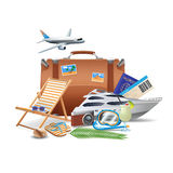 Tourism And Travel Concept Stock Image