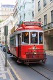 Tourist tram Stock Image