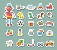 Toys icon Royalty Free Stock Photo