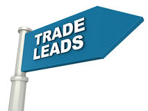 Trade leads Stock Photography