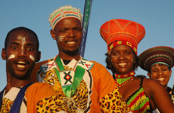 African people Stock Images