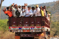 Transportation in India Stock Images
