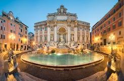 Trevi fountain, Rome Royalty Free Stock Photography