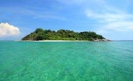 Tropical Island, getaway paradise Stock Photos