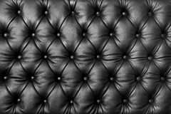 Tufted Leather Texture Stock Images
