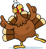 Turkey Dancing Stock Photography