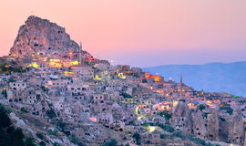 Uchisar, Cappadocia, Turkey Stock Photo