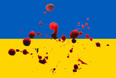 Ukraine war Royalty Free Stock Images