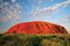 Uluru (Ayers Rock) Stock Photography