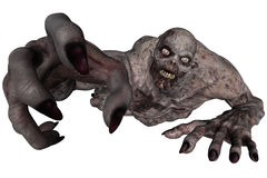 Undead creature Royalty Free Stock Photo