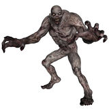 Undead creature Royalty Free Stock Images
