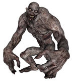 Undead creature Royalty Free Stock Photography
