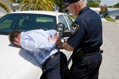 Under Arrest Stock Photography