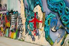 Urban Street art Royalty Free Stock Photos