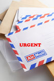 Urgent Mail Royalty Free Stock Photo