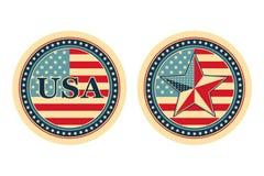 USA national concepts Stock Photos