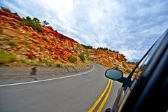 Utah Getaway Stock Photo
