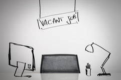 Vacant Job Stock Images
