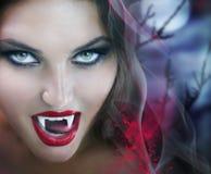 Vampiro Fotografie Stock
