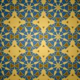 Vector Islamic Ornamental Seamless Pattern Stock Photos