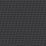 Vector Perforated Material Seamless Background Royalty Free Stock Images