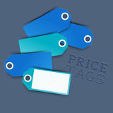 Vector Retail Labels Royalty Free Stock Photos