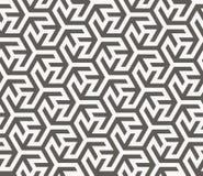 Vector seamless pattern. Geometric texture. Stock Image