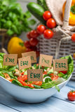 Vegetables without preservatives Stock Image