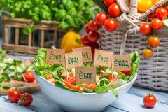Vegetables without preservatives Royalty Free Stock Photos