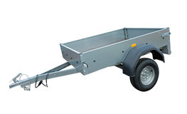 Vehicle trailer Royalty Free Stock Photography