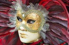 Venice carnival mask Royalty Free Stock Photos