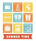 Verano, vacaciones y trave Imagenes de archivo