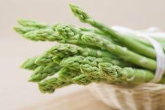 Verse groene asperge Royalty-vrije Stock Foto