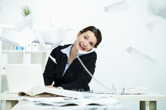 Very busy Stock Photo